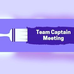 Team Captain Meeting - RFL Relay For Life, Meet The Team, My Way, Fundraising, Cancer, Clip Art, Social Media, Graphics, Ideas