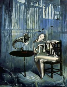 Kai Fine Art is an art website, shows painting and illustration works all over the world. Surrealism Painting, Pop Surrealism, Painting Art, Art Paintings, Art Sketches, Art Drawings, Surreal Art, Beautiful Paintings, Amazing Art
