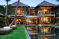 Villa Sankara | Bali Signature Villas - I'm realizing that I really like Balinese architecture. (Minus all the Hindu stuff!)