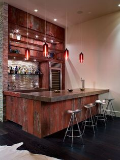 Game Room Bars Design, Pictures, Remodel, Decor and Ideas - page 5