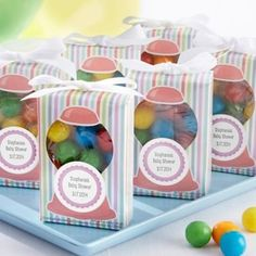 "Kate Aspen ""Sweet Surprise"" Multicolored Gumballs"