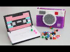 Bloc de notas ♥ Memo Pad ( Perler Beads ) - YouTube