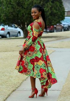 BIG AND BEAUTIFUL: PLUS SIZE ANKARA STYLES FOR BIG AND BEAUTIFUL LADIES