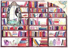 Audio Books, Childrens Books, Bookcase, Blog, Kids, Home Decor, Story Books, School Ideas, Children's Books