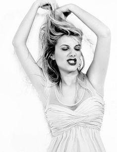Mélanie Laurent photographed by Felix Lammers.