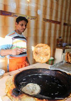 "Tunisian Traditional Sweets called ""FTIRA"""