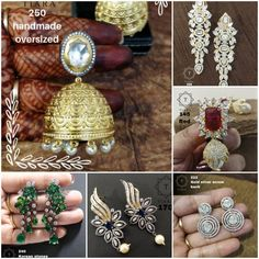 #earrings #zircon #danglers #highquality #richlook  #Beautiful #lovely #elegant #festive #wedding #trendy #designer #exclusive #statement #latest #design #ethnic #traditional #modern #indian #divaazfashionjewellery available Grab them fast 😍😍 Inbox for orders & more details plz Or mail at npsales421@gmail.com Festive, Diamond Earrings, Christmas Bulbs, Ethnic, Indian, Traditional, Elegant, Detail, Holiday Decor