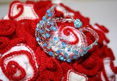 pearl, wire, jewel
