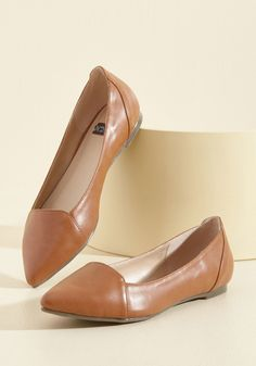 44e318c78d0  lt p gt Stepping into these soft brown flats is always a smart move