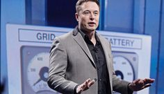 Demand for Tesla's energy storage batteries are so high that the company's Nevada gigafactory could dedicate all of its production to the home and utility products, CEO Elon Musk says.