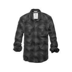 Trust us, cowboys always get the girl. Features: Softest cotton flannel, Vintage Fit, Subtle plaid pattern, Western styling, Two front flap pockets, Pearlized …