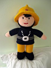 Ravelry: Fireman pattern by Jean Greenhowe