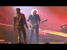 """Fat Bottomed Girls"" (Live) - Queen - San Jose, SAP Center - July 1, 2014 - YouTube"