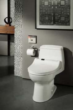 Toto Washlet! Essential...