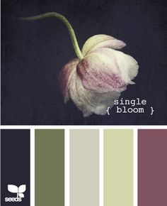 Gorgeous neutral undertones to otherwise jewel tone colors. Would at least coordinate with ugly carpet at venue.