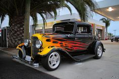 Street Rod Flames | Recent Photos The Commons Getty Collection Galleries World Map App ...