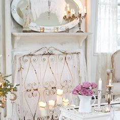 Romance at Home: How to shabby chic style your living room (image by Jo-Anne)