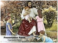 Download our state-of-the-art Jesus and kids PPT template. Make a Jesus and kids PowerPoint #presentation quickly and affordably. Get this Jesus and kids editable ppt template now and get started. This royalty free Jesus and kids Powerpoint #template allows you to edit text and values on graphs or diagram representations and could be used very effectively for Jesus and kids, #religious affiliation, religious belief and related #PowerPoint presentation.