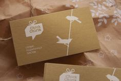 Chick Chirik Business cads