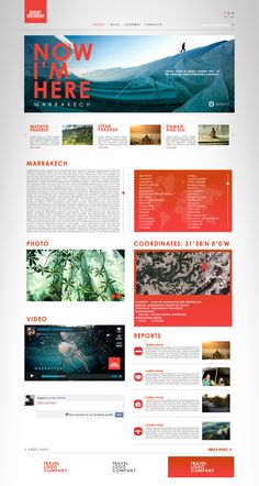 Gennady Jozefavichus by Igor Saveliev Web Layout, Layout Design, Sharepoint Design, Clean Websites, Web Project, Ui Design Inspiration, Ui Web, Media Design, Interactive Design