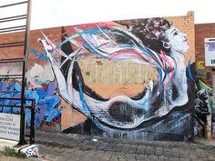 shida vexta street art melbourne dean sunshine Melbourne based Photographer Dean Sunshine on Street Art and