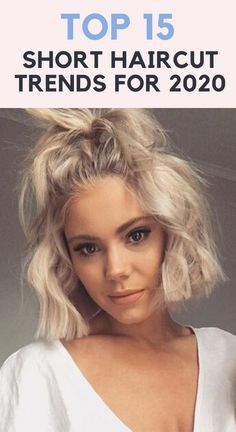 Hottest Short Hairstyles for Best Short #Haircuts for how to cut short thin #hair Thin Hair Cuts, Medium Hair Cuts, Short Hairstyles For Women, Easy Hairstyles, Very Short Hair, Long Hair, Short Bob Styles, Hair Length Chart, Celebrity Haircuts