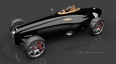 Bentley Barnato Roadster Concept | Ozarts Etc