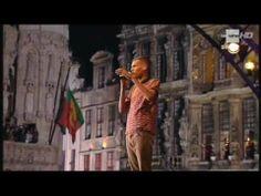 Stromae - Rendez-vous Grand-Place de Bruxelles