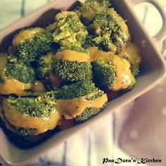 PanDora's Kitchen: Spicy brocoli!