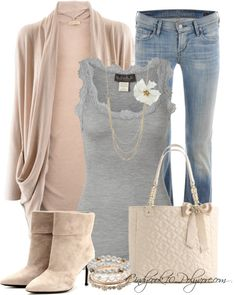 """""""Flowers and Bows"""" by cindycook10 ❤ liked on Polyvore"""