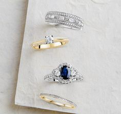 Need help with choosing your wedding jewellery? Platinum Wedding, White Gold Wedding Rings, Eternity Ring, Diamond Shapes, Pearl Jewelry, Diamond Engagement Rings, Wedding Jewelry, Wedding Bands, Stud Earrings