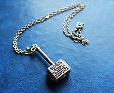 Thor from The Avengers  hammer necklace by Gadget4Entertainment, €9.99