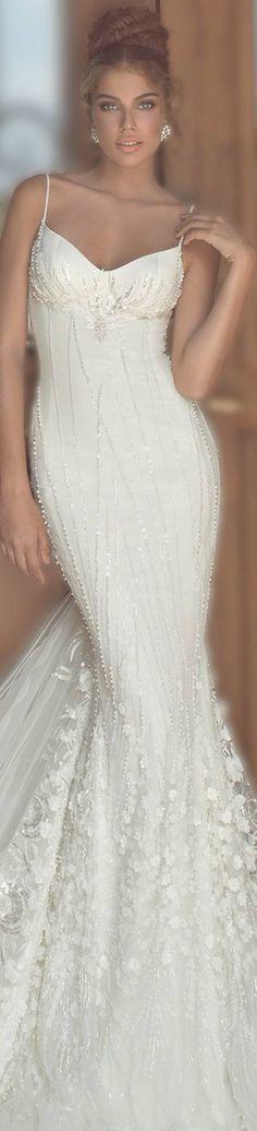 Galia Lahav #BridalGown #Wedding Re-pinned from Forever Friends Fine Stationery & Favors http://foreverfriendsfinestationeryandfavors.com