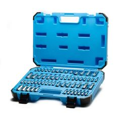 Use this Capri Tools Torx Master Bit Socket Set for breaker bars, torque wrenches and ratchets. Constructed from hardened and heat-treated steel material. Shower Tent, Shower Rod, How To Apply Polyurethane, Star Bite, Star Master, Socket Organizer, Lawn Equipment, Forged Steel, Wrench Set