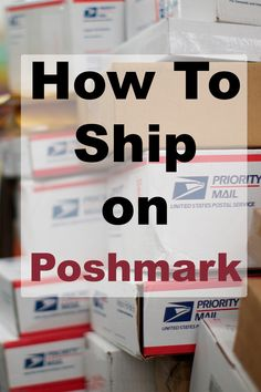 Whether you are a new Poshmark Seller or a seasoned seller, I hope these tips will help boost your Poshmark shipping game! Learn what shipping boxes you can use as well as branding your Poshmark packages. Ebay Selling Tips, Selling Online, Making Money On Ebay, Education Humor, Shipping Boxes, Selling On Poshmark, Business Tips, Business Planning, Business Marketing