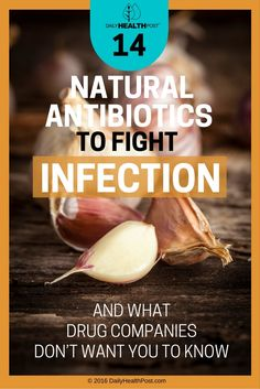 Antibiotics can be lifesavers: They kill bacteria that can cause serious illness or death.