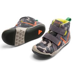 Plae Max- Suede Camo (Toddler Little Kid) 35520c45b