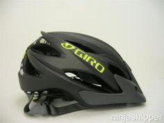 2012 Giro XAR Matte Titanium Bicycle Helmet