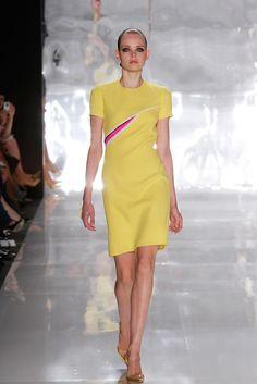 Ralph Rucci Spring 2013 Ready-to-Wear Fashion Show