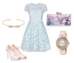"""""""Ted Baker romantic"""" by federica-polito on Polyvore featuring moda, Ted Baker e Miu Miu"""