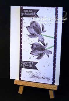 Claudia's Karteria Get Well, I Card, Blog, Frame, Decor, Boxes, Bricolage, Handmade, Creative