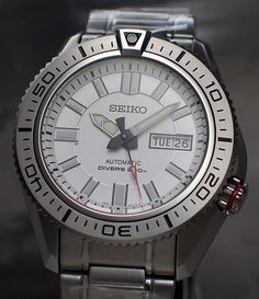 The Diver: Seiko SKZ323K #seiko