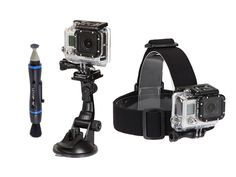 GoPro Camera Accessory Kit for $19