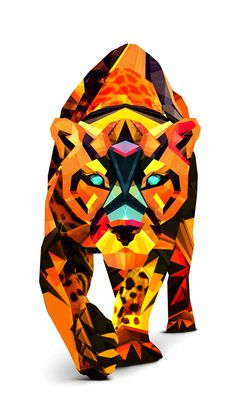 Leopard - Beautiful Abstract iPhone wallpapers @mobile9