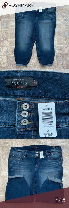 24ea33e0073 Size 26 Plus Torrid Blue Jeans Premium Torrid Blue Jeans size 26 Plus
