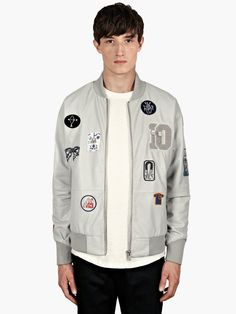 G-Star by Marc Newson x oki-ni Exclusive Leather Jacket | oki-ni