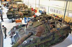 Exército e KMW realizam revisão de contratos do material Leopard.
