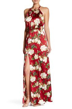 Floral Car Wash Maxi Dress