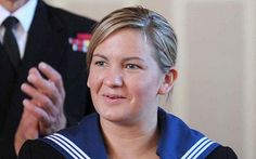 First female Royal Navy medic awarded Military Cross