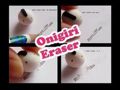 Onigiri (riceball) Eraser